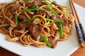 chinese food fried noodles. Brilliant Food Shanghai Noodles Chinese Fried Egg Pork Cabbage Recipe On Chinese Food Fried Noodles