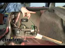 trailer wiring harness installation cadillac deville trailer wiring harness installation 2000 cadillac deville etrailer com