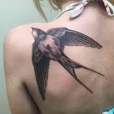birds shoulder blade tattoo. Unique Tattoo Shoulder Blade Tattoo 48  On Birds