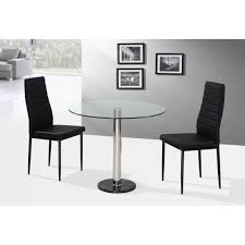 Space Saving Dining Sets Dining Room Modern Glass Round Space Saving 2017 Dining Tables