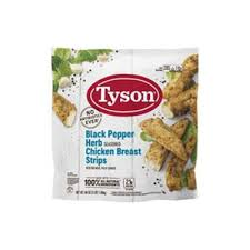 Fill prescriptions, save with 100s of digital coupons, get fuel points, cash checks, send money & more. Tyson Black Pepper Herb Chicken Breast Strips 48 Oz Brunswick Cart