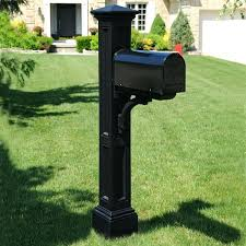 mailbox post ideas. Mailbox With Post Multiple Ideas