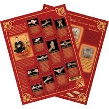 Details About Mudra Chart Healing Hands Yoga Mudras