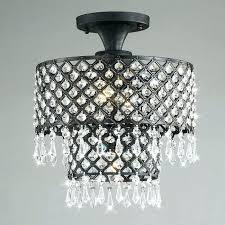 ceiling mount crystal chandelier flush mount crystal chandelier home depot ceiling mount crystal chandelier mini style 1 light