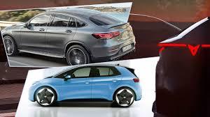 Neues Mercedes Gle Coupé Jetzt Ist Das Heck Endlich Schön Auto