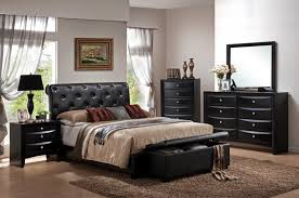 retro style bedroom furniture queen size contemporary bedroom sets leather bedroom sets