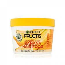garnier fructis hair food banana mask 390ml