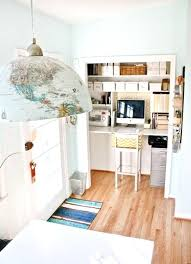 closet office space. Closet Into Office Space 8 Storage Solutions E