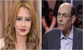 """بعدما وصفته بالأقرع.. مي العيدان تخاطب أحمد بدير: """"المحاكم مفتوحة وقضيتك  خسرانة"""" - مدى بوست"""