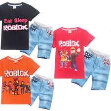 How To Create Your Own T Shirt On Roblox New 2018 Boys T Shirt Popular Hero Cotton Short Sleeve T Shirt