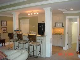 Sleek Basement Kitchen Ideas Small With Finished B X - Finished small basement ideas
