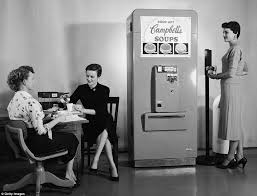 Whisky Vending Machine Inspiration Vintage Vending Machines You Never Knew Existed Daily Mail Online