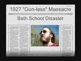 「1927 the Bath School disaster」の画像検索結果