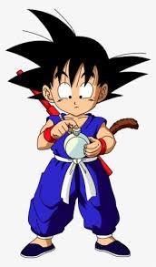 Kid Goku PNG, Transparent Kid Goku PNG Image Free Download - PNGkey