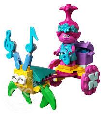 Купить <b>Конструктор LEGO Trolls</b> World Tour Карета Розочки с ...
