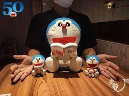 Tượng Doraemon Kỷ niệm 50 năm Doraemon Doraemon được bán, 71750