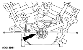 lincoln ls timing chain diagram engine mechanical problem hello
