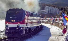 Grove Street Light Rail Parking Amtrak Ski Train Denver Winter Park Route Cnn Travel