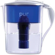 Water filter pitcher Great Value Pur Hwlcr1100c 11 Cup Water Filter Pitcher Each Bluegray Walmartcom Walmart Pur Hwlcr1100c 11 Cup Water Filter Pitcher Each Bluegray