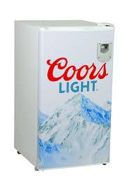 Coors Light Beverage Center Coors Light Cl90 90 Liter Compact Beverage Refrigerator White