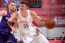 Isaiah Hartenstein Has A Strong Case As Rockets Primary