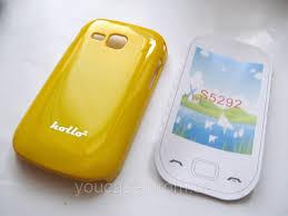 Чехол-бампер Samsung Duos Rex 90 S5292 ...