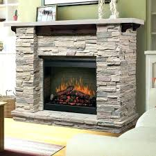 stacked stone electric fireplace stone electric fireplace electric fireplace stacked stone corner electric fireplace faux stacked