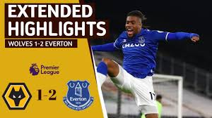 wolverhampton vs everton 1-2 | All goals & Extended Highlights