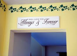 decorative inspirational signs and vinyl wall es by signstoinspire com