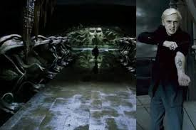 does the harry potter dark mark originate from chamber of secrets 118194