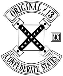 original 13 confederate states mc