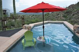 In pool furniture Luxury Compare Product Pl30umbtable57 Sr Smith Inpool Furniture