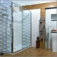 Dusche Folie Isometrische Wasserattraktionen Park Vektor Icon Set Mit
