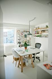 office hanging shelves. Diy Home Office Ideas Scandinavian With Wall Mounted Tools Vintage Pendant Lighting Hanging Shelves