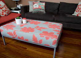 ottoman coffee table ikea use the largest as