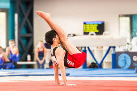 floor gymnastics moves. Level 2 Gymnastics For Floor: Floor Moves U