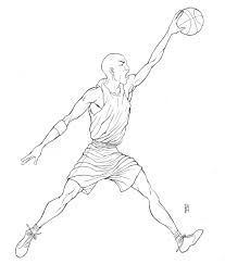 Small Picture Inspirational Michael Jordan Coloring Pages 67 On Free Coloring
