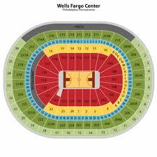 wells fargo arena concert seating chart