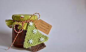 Image result for crochet christmas gift tags