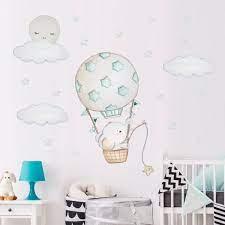 baby boy girl nursery decor