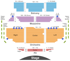 Phillips Center Gainesville Seating Chart Curtis Phillips Center Seating Chart Gainesville