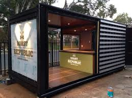 Old shipping container is converted into a chic coffee shop in  Johannesburg... | Coffee, Shopping and House