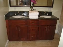 36 Inch Cherry Bathroom Vanity