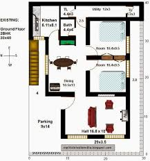 house plan for 30x40 site luxury glamorous 2 bhk house plans 30x40 ideas best image engine