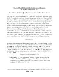 Free References Letter Character Reference Template For Court Of ...
