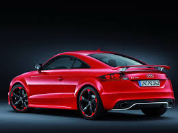 2013 Audi TT RS - Information and photos - MOMENTcar