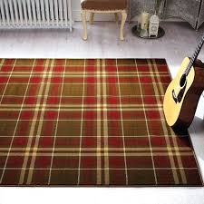 red and white buffalo check rug buethe org