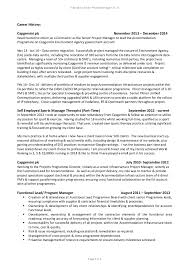 It Director Resume Resume Format Download Pdf Service Delivery Manager  Resume samples