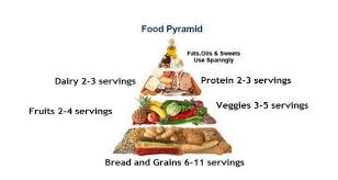 Food Group Pyramid Chart Healthy Plate Replaces The Food Pyramid In Singapore