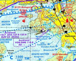 Nz Aeronautical Charts Dynon Skyview Charts New Zealand